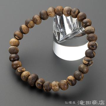 特選腕輪念珠 極上 伽羅(きゃら) 8.5mm玉