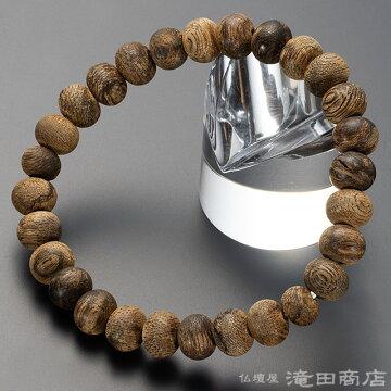 特選腕輪念珠 極上 伽羅(きゃら) 9mm玉 C