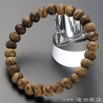 特選腕輪念珠 極上 伽羅(きゃら) 9mm玉 D