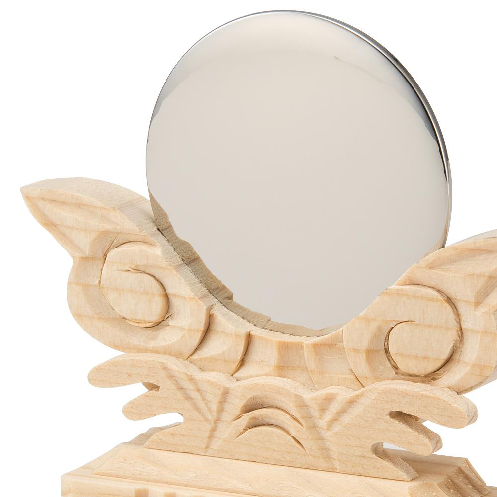 神鏡(台付) 1.5寸
