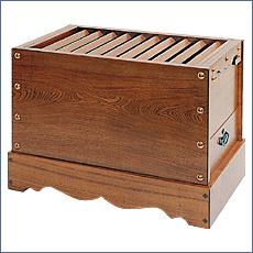箱型賽銭箱(栓製)