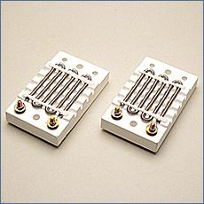 線香点火器(電気式)の交換用ニクロム線(旧型用)