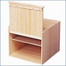 華皿(華籠)用収納箱