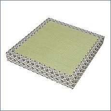 半畳(礼盤畳) 白紋縁