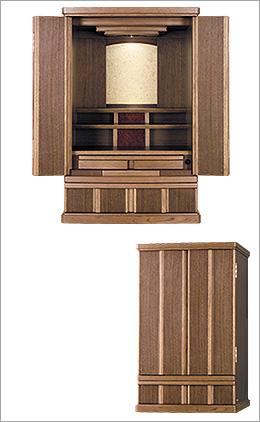 新型仏壇上置型 ドマーニ 880