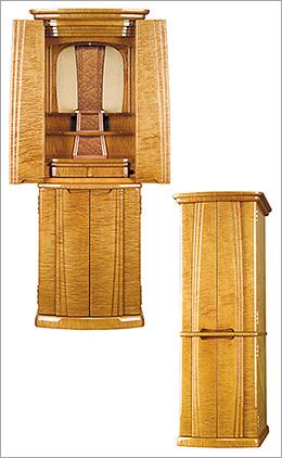 新型仏壇 カサブランカ 1450