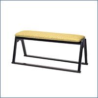 二人用椅子(本堂用長椅子) R-205(木製)