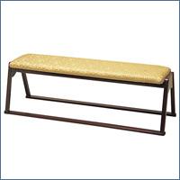 三人用椅子(本堂用長椅子) R-305(木製)