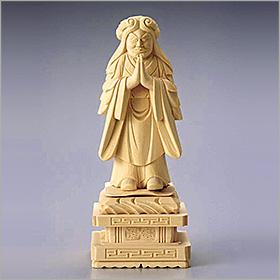 鬼子母神(日蓮宗の脇侍)