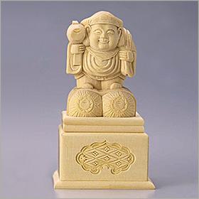 大黒天(日蓮宗の脇侍)