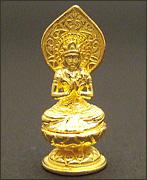 純金製ミニ仏像 勢至菩薩