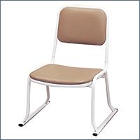 本堂用お詣り椅子 SH-300 (スチールパイプ製)