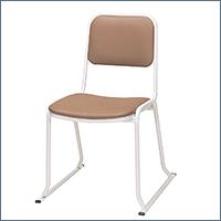 本堂用お詣り椅子 SH-420 (スチールパイプ製)