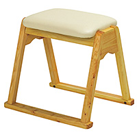 ヒノキ製本堂用椅子 HR-420