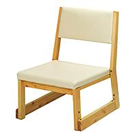 ヒノキ製本堂用お詣り椅子 HR-103