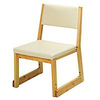 ヒノキ製本堂用お詣り椅子 HR-104