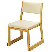 ヒノキ製本堂用お詣り椅子 HR-106