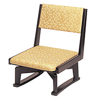 回転式本堂用椅子 R-601