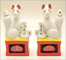 狐(陶器)