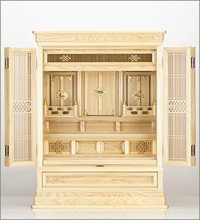 祖霊舎(神徒壇) 上置型28号
