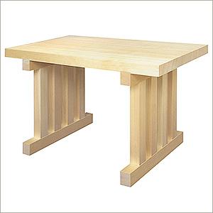 八足台(八脚案)(木印)(足固定) 高さ1尺1寸6分×巾2尺