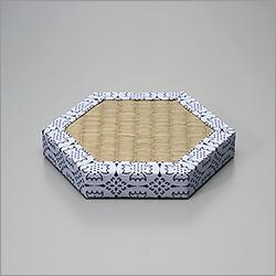 六角畳台(タタミ)