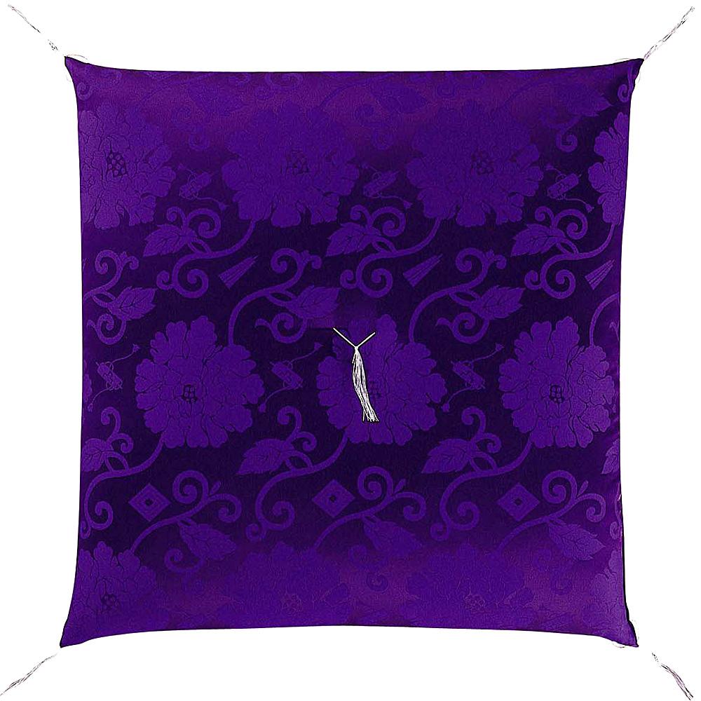 御前座布団 カロヤンドンス 紫